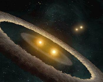 HD 98800, a quadruple star system