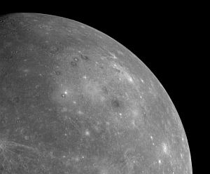 The Carolis Basin on Mercury