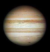Jupiter in 2009