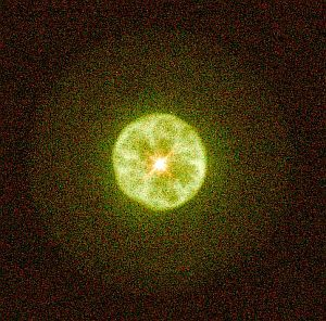 The Lemon Slice Nebula