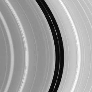The Encke Gap within Saturn's A Ring