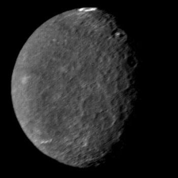 Uranus's moon Umbriel