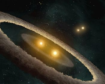 HD 98800, a quadruple star system