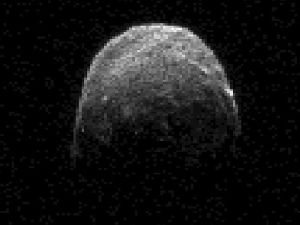 The asteroid 2005 YU55