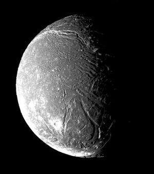Uranus's moon Ariel