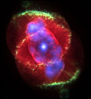 The Cat's-Eye Nebula