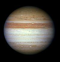 Jupiter in 2010