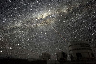 Milky Way galactic centre