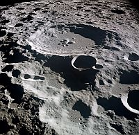 The lunar crater Daedalus