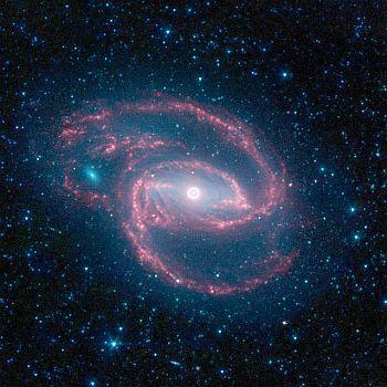 NGC 1097, a Seyfert Type I galaxy