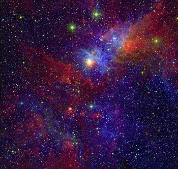 Variable star Eta Carinae